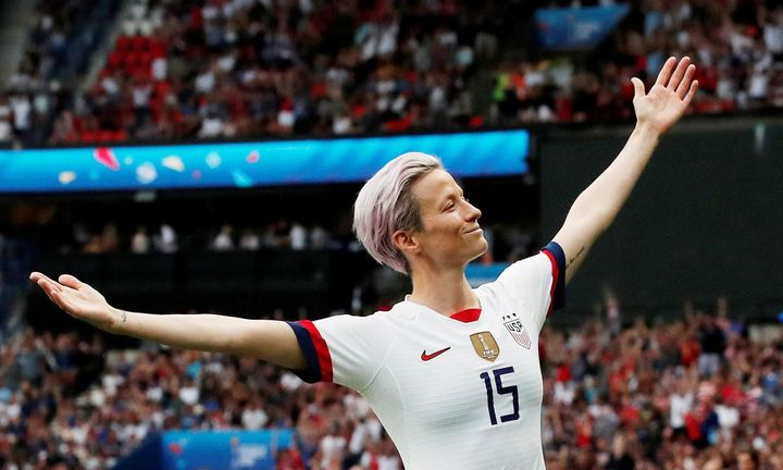 The Women's World Cup Was Always Going To Be Megan Rapinoe's Moment