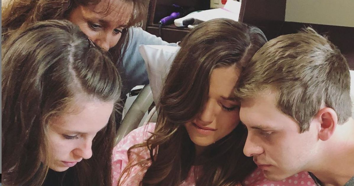 Joy-Anna Duggar's Miscarriage Photo Is Hard To Look At, But