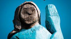 Saurez-vous reconnaître la personnalité internationale représentée par cette statue