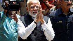 PM Modi in Varanasi To Launch BJP's Membership