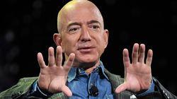 A Bezos il divorzio costa 38 miliardi di