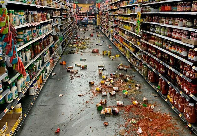 Another Powerful Earthquake Has Hit