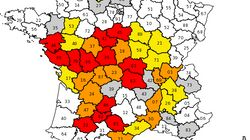 38 départements concernés par des restrictions