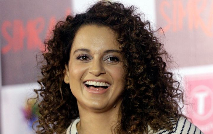 Kangana Ranaut in a file photo.