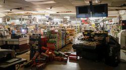 Βίντεο: Η στιγμή που ο μεγαλύτερος σεισμός της 25ετίας χτυπάει την
