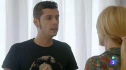 El incidente de Eduardo Casanova justo antes de grabar 'Cena con