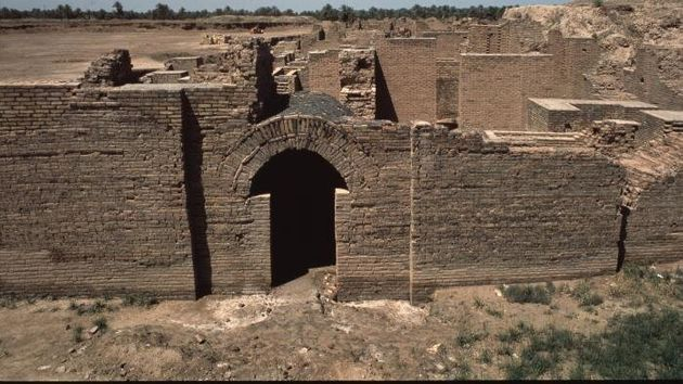 Babylone inscrite au patrimoine mondial de