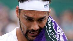 Fognini perde a Wimbledon e sbotta: