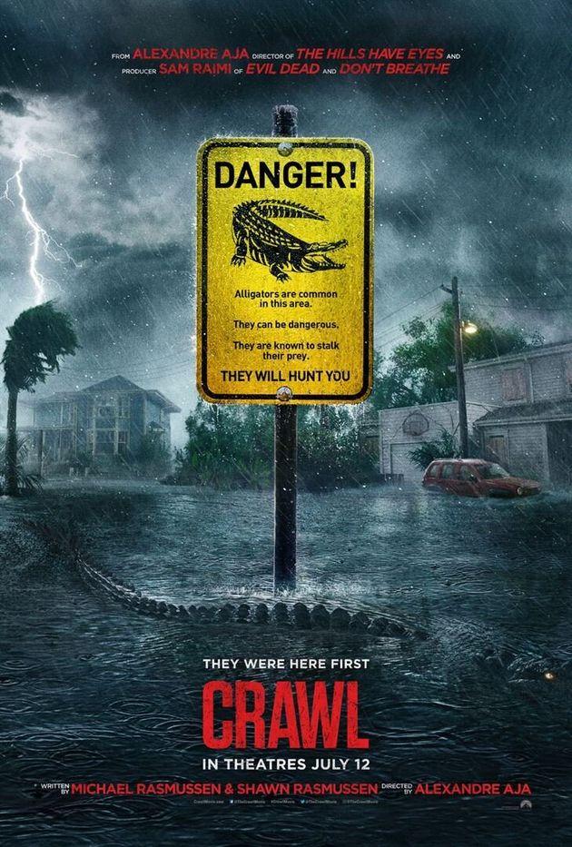 Il faudra se méfier des crocodiles dans ce nouveau film d'Alexandre