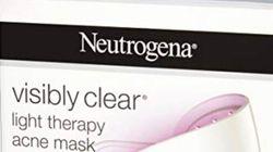 Sanidad retira del mercado este producto de Neutrogena por riesgo de daño