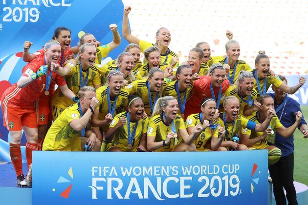 Coupe Du Monde 2019 La Suede 3e En Battant L Angleterre Le Huffpost