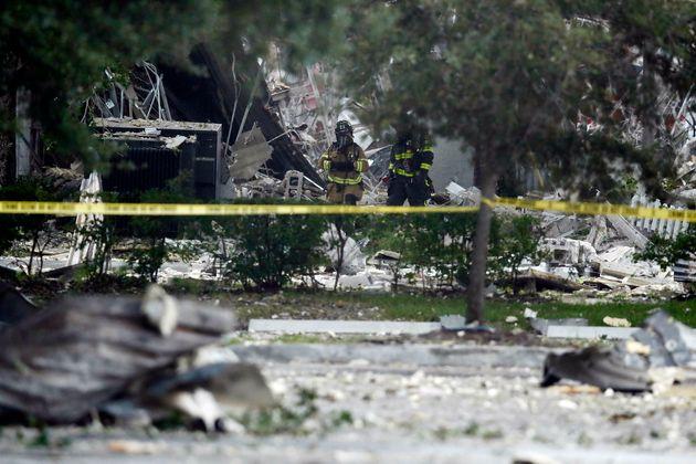 Έκρηξη αερίου σε εμπορικό κέντρο στη Φλόριντα - Δεκάδες