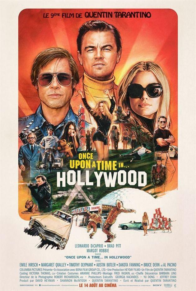 Ce film réunit un casting cinq étoiles avec le duo Leonardo DiCaprio et Brad