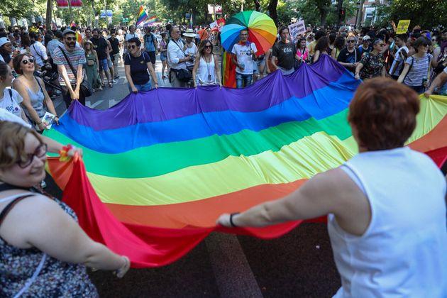 Los organizadores del Orgullo: