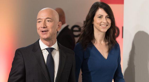 Jeff et MacKenzie Bezos étaient mariés depuis 1993, soit un an avant que l'actuel homme...