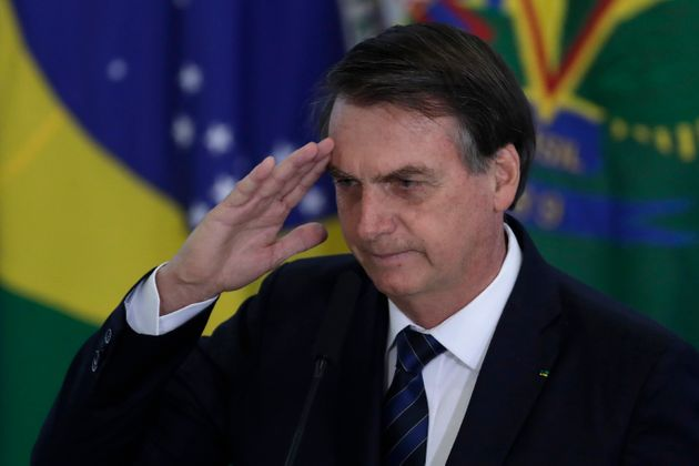 Ο πρόεδρος της Βραζιλίας, Μπολσονάρο υπεραμύνεται της παιδική