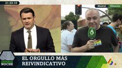 Iñaki López sorprende al mostrar la imagen más inesperada de Ferreras en el