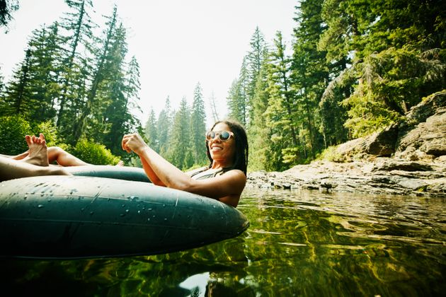 Spending 2 Hours In Nature Every Week Significantly Boosts Health: