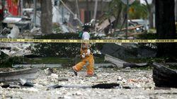 미국 플로리다 쇼핑물에서 대형 폭발 사고가