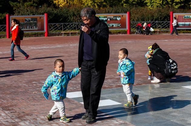 中国の子どもたち(イメージ写真)