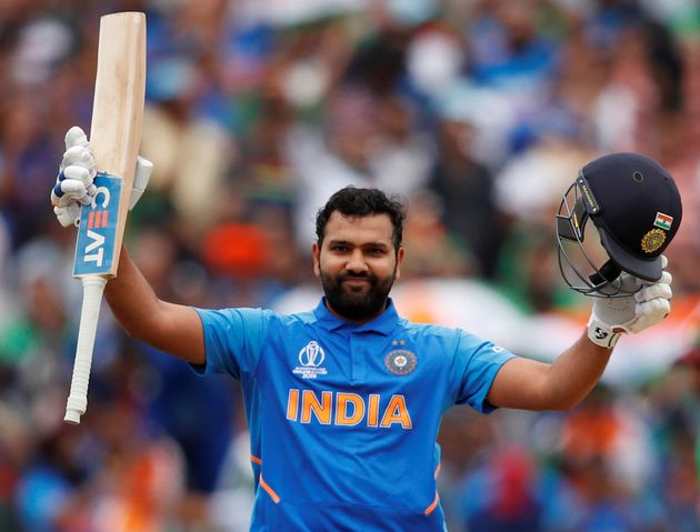 Rohit Sharma has smashed five hundreds in this world