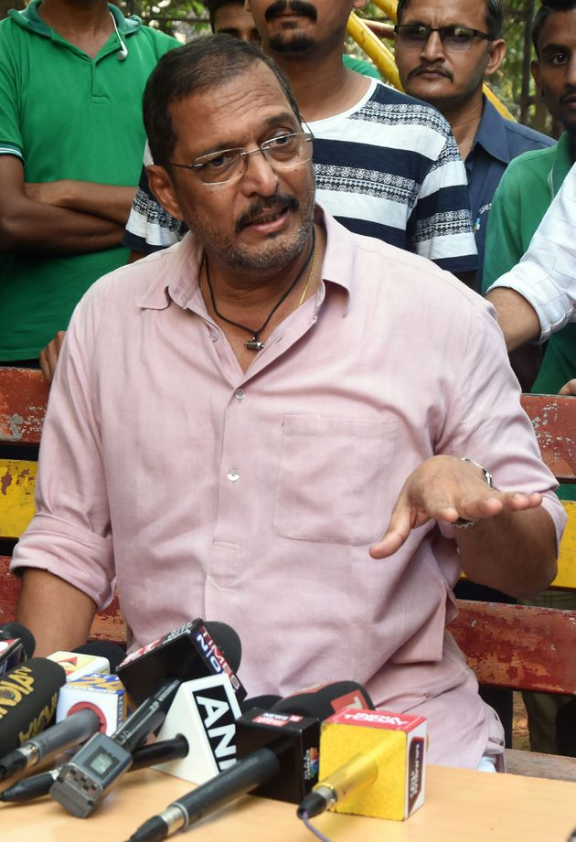 Nana Patekar in a file