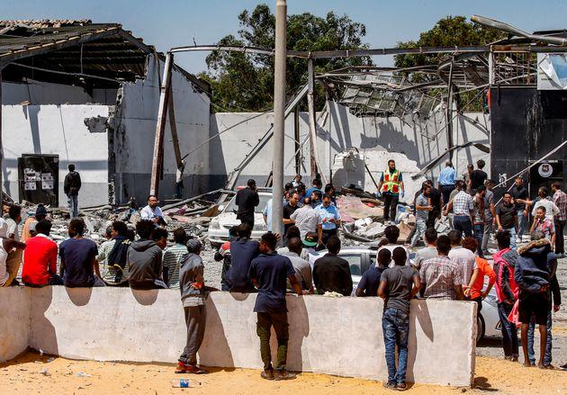 Libye: Sept Marocains tués, huit blessés et trois autres portés