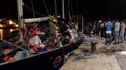 Le navire humanitaire Alex accoste à Lampedusa, Salvini interdit tout
