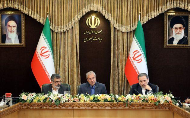 L'Iran a décidé de contrevenir aux termes de l'accord sur son