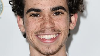 Cameron Boyce attends the 15th Annual Global Green Pre-Oscar Gala at NeueHouse Hollywood on Wednesday, Feb. 28, 2018, in Los Angeles. (Photo by Richard Shotwell/Invision/AP)