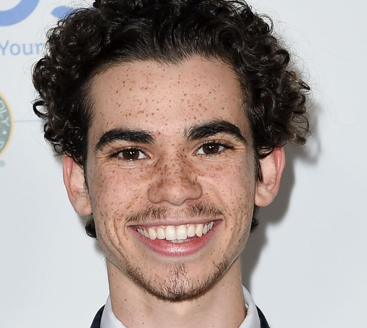 Actor Cameron Boyce died on Saturday, his family has confirmed.