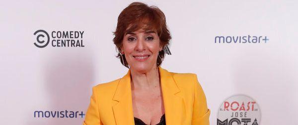 La actriz Anabel