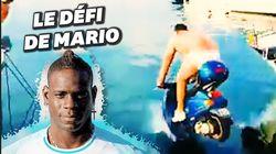 Les vacances de Mario Balotelli n'ont rien à voir avec les