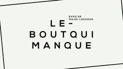 """""""Le Bout qui Manque"""" : Un carré blanc dans un rectangle"""