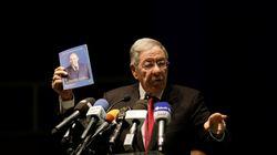 Djamel Ould Abbès placé sous mandat de