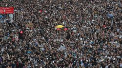 Month-Old Protest Movement Shows No Sign Of Waning In Hong