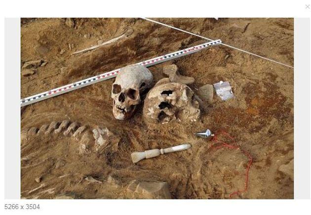 Σουηδία: Βρέθηκε σπάνια βάρκα - τάφος της εποχής των