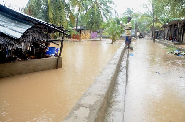 ΟΗΕ: Μία καταστροφή λόγω της κλιματικής κρίσης κάθε