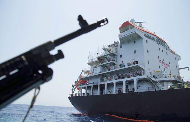 Ιράν: Το τάνκερ που κατέλαβαν οι Βρετανοί πεζοναύτες δεν πήγαινε στη