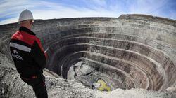 En Iakoutie, la Russie creuse le permafrost à la recherche de