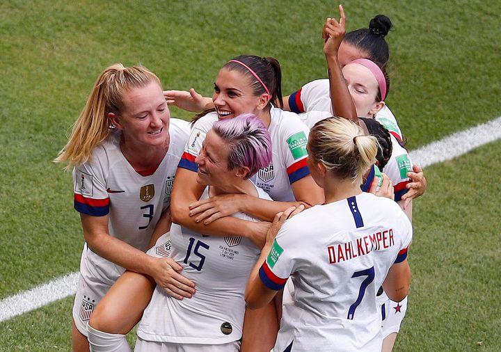 U.S. Women's Soccer Team Wins 2019 FIFA World Cup Over Netherlands