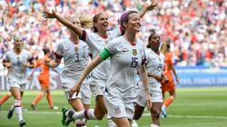Seleção dos Estados Unidos bate a Holanda e é campeã do mundo pela 4ª