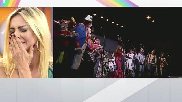 Emma García hace pasar un mal rato a Merche en 'Viva la vida' tras la muerte de su