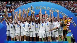 Les Américaines remportent leur 4e Coupe du