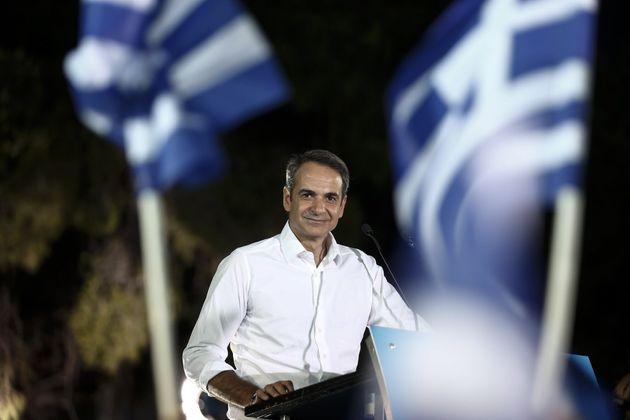Mitsotakis, el conservador que quiere convertir Grecia en un paraíso