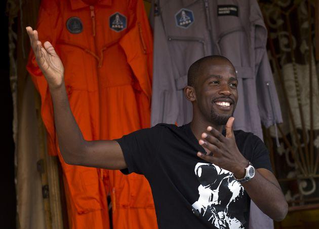 L'homme qui devait être le premier Noir africain dans l'espace est