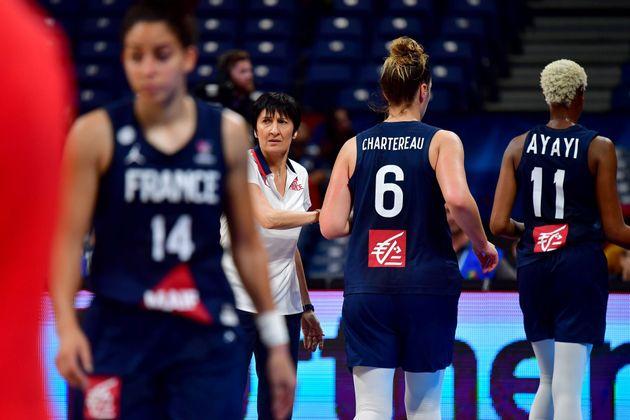Euro de basket: les Bleues terrassées en finale par