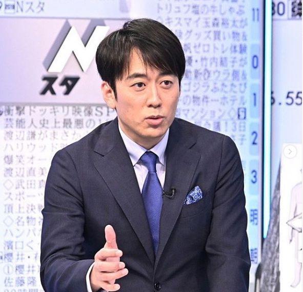 TBSアナウンサーの安住紳一郎さん