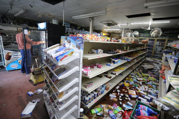 Emergency officials are encouraging Californians to update their first-aid kits and go-bags after the earthquakes, dubbing th