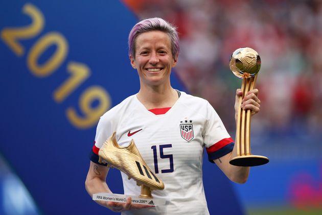 Les États-Unis remportent la Coupe du monde
